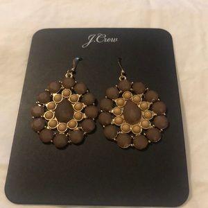 Enamel earrings from JCrew